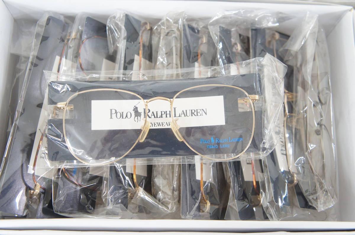 ⑥ 保管品 ポロ ラルフローレン CLASSIC V 他 メガネフレーム サングラス 約290本 まとめて大量セット 140 070627