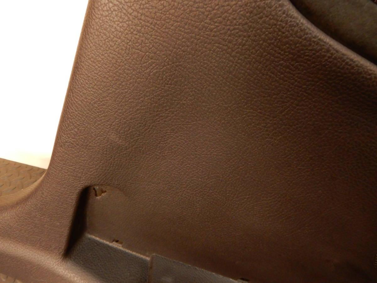 プジョー206 RC  後部席 内張り (左ハンドル車) 中古 p015911