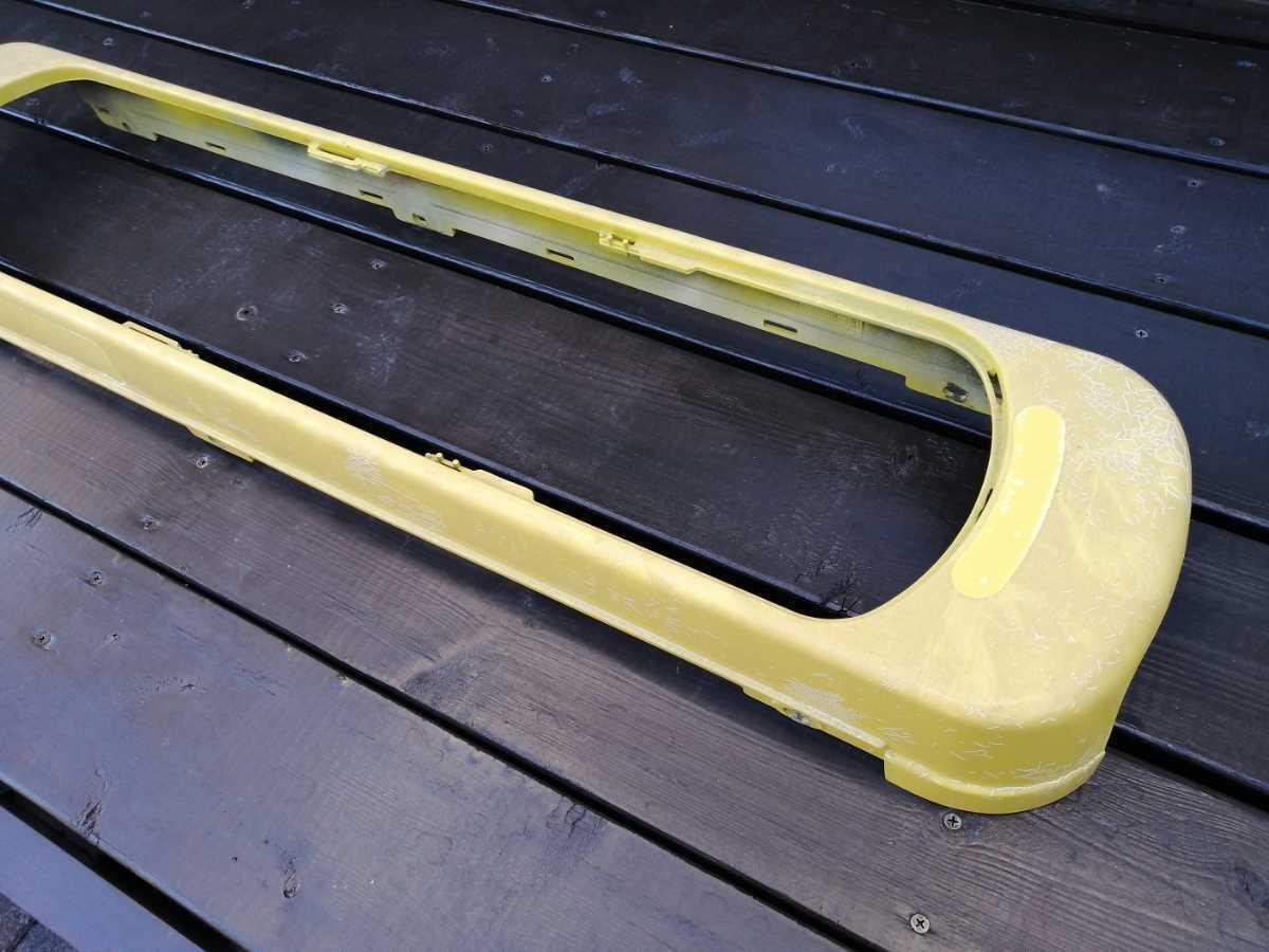 送料無料でお得です ホンダ モトコンポ カウル3点セット 当時物 塗装ベース Honda (検 モール 外装 パネル)