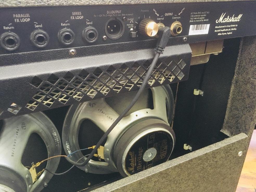 u42564 Marshall(マーシャル) JTM60 combo 60W オールチューブ チューブアンプ 中古